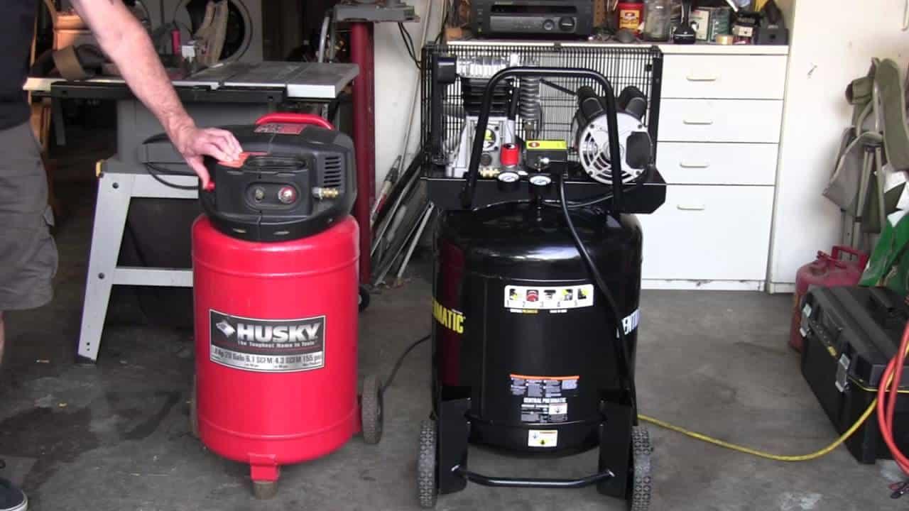 Quietest 30 Gallon Air Compressor